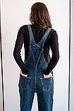 Стильный джинсовый комбинезон для беременных 4232488, фото 7