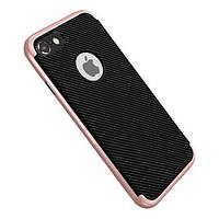 Накладка для iPhone 7/iPhone 8 Duzhi 2 in1 Hybrid Combo Mobile Phone Case Rose Gold