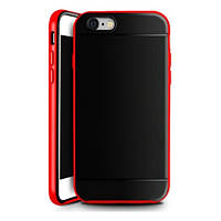 Накладка для iPhone 6/6s Duzhi Replaceable Frame Mobile Phone Case Red