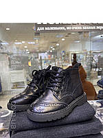 Шкіряні дитячі черевики купити київ