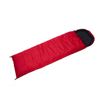 Спальний мішок Synevyr Duspo 300 Ковдра Червоний