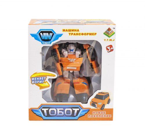"""Детская игрушка Трансформер """"Tobot X"""", мини (оранжевый) DT-339-16"""