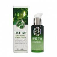Сыворотка для лица с экстрактом чайного дерева Enough Pure Tree Balancing Pro Calming Ampoule, 30 ml
