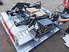 Гідроборт ST 750 вантажопідйомність 750кг Atek Lift Туреччина для Mercedes/Ivecо/Renault, фото 2