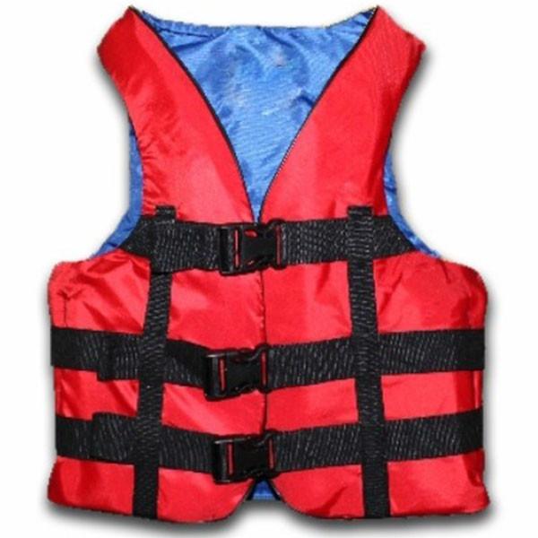 Рятувальний жилет для риболовлі 50-70 кг страхувальний для човна