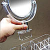 Универсальный вместительный Органайзер для косметики с Зеркалом GW-888, фото 2
