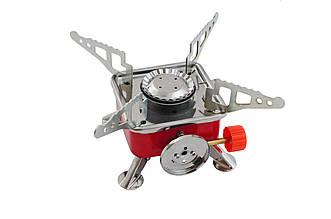 Плита газовая портативная Intertool - 110 x 110 x 90 мм 1 шт.
