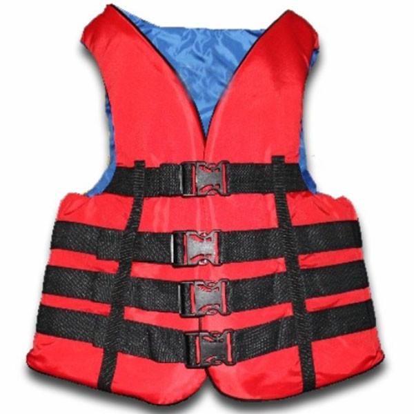 Рятувальний жилет для риболовлі 70-90 кг страхувальний для човна