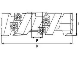 Фрези для надрізів в конструкційних елементах GS7