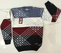 Детский свитер 10-15 лет для мальчиков Турция оптом