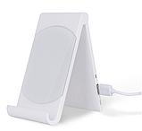 Зарядка беспроводная для смартфона 14*7*1,5 см, фото 2