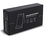 Зарядка беспроводная для смартфона 14*7*1,5 см, фото 4