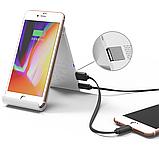 Зарядка беспроводная для смартфона 14*7*1,5 см, фото 6