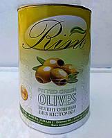 Оливки зелені б/к Rino, Єгипет 4,2 кг