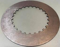 Диски сцепления промежуточный металл тонкий МИНСК  1шт.