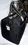 Женская дорожная и городская синяя сумка Sport 48*32 см, фото 3