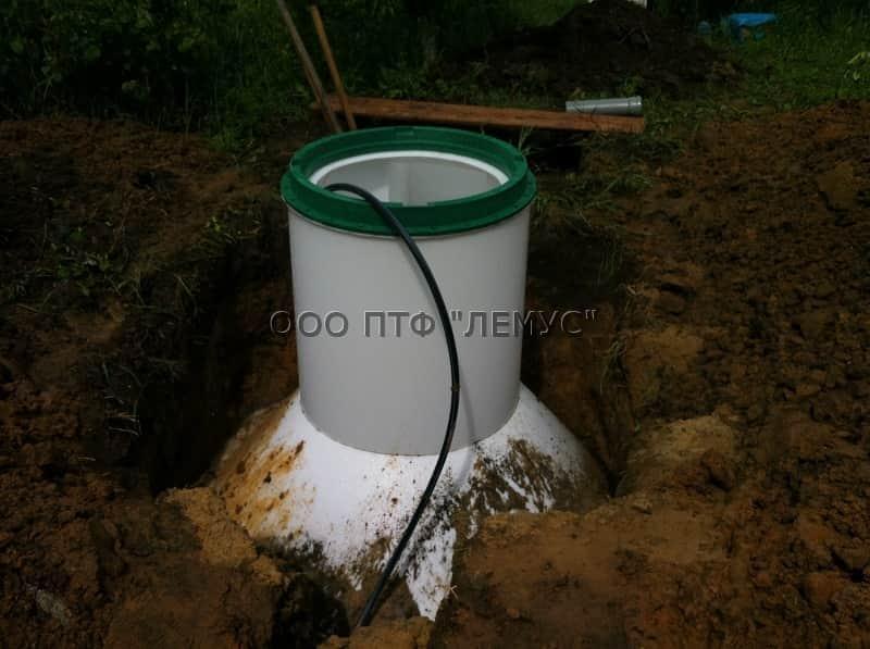 Автономна каналізація на 15 осіб BioEng-SA15