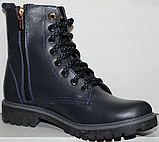 Ботинки зимние для девочки от производителя модель ДЖ6020-2, фото 2