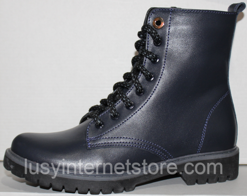 Ботинки зимние для девочки от производителя модель ДЖ6020-2