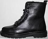 Ботинки зимние для девочки от производителя модель ДЖ6020-2, фото 4