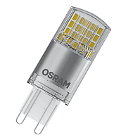 Лампа светодиодная PARATHOM LED PIN 3,5W 2700К G9 диммируемая OSRAM