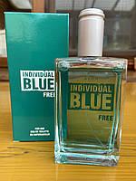 Мужской парфюм Individual Blue Free Avon, индивидуал блу фри эйвон, індивідуал блу фрі ейвон