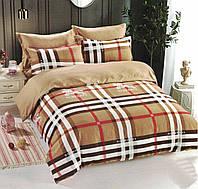 Комплект постельного белья евро микровелюр Vie Nouvelle Velour 200х220  VL149, фото 1