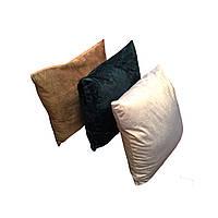 Декоративная подушка 50/50 см наполнитель силикон