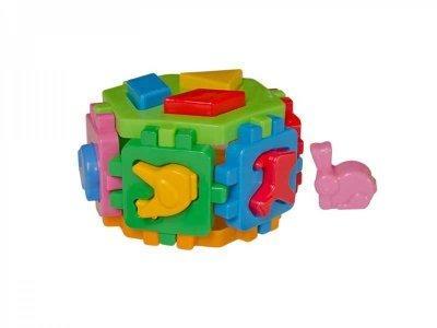 Куб Умный малыш ТехноК Гексагон-1 SKL11-180481