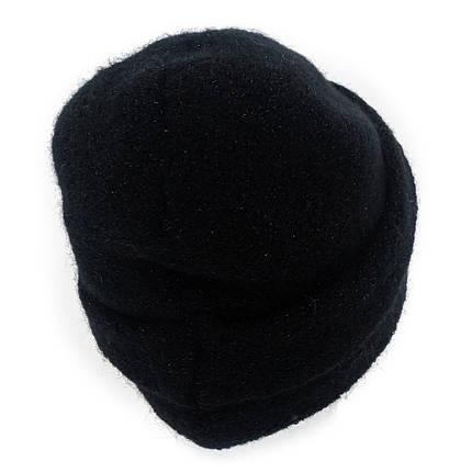 Шапка женская Veer Mar Рада  черная       ( SH20168-Т1822-415 m ), фото 2
