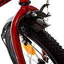 Велосипед детский PROF1 16д. Y16221 Prime,красный, фото 4