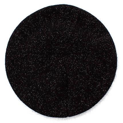Берет женский Leks Шарлотта черная        ( 21667545 m ), фото 2