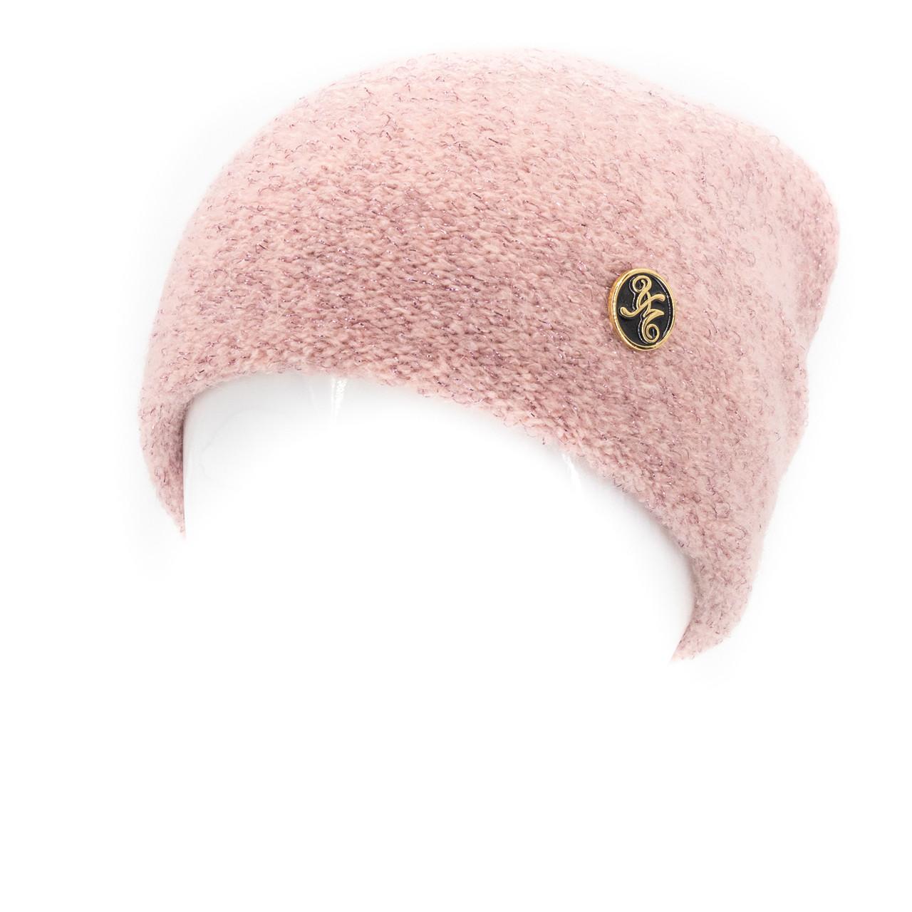 Шапка женская Veer Mar Нино  розовая       ( SH2038-Т1803-213 m )