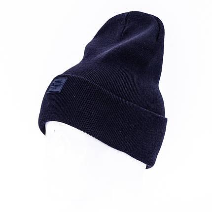 Шапка женская Leks Тандем синяя        ( 24189043 m ), фото 2