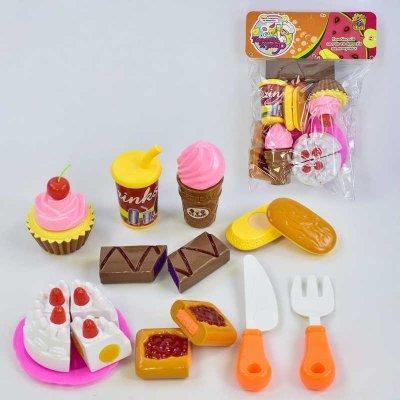 Набор сладостей на липучках Fun Game SKL11-181680