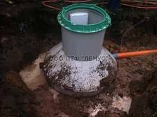 Автономная канализация для частного дома, дачи