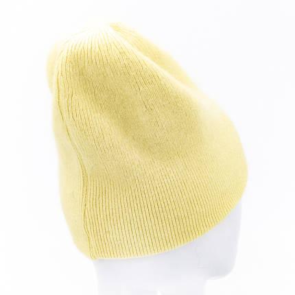Шапка женская Leks Нарцисс желтый        ( 23698823 m ), фото 2
