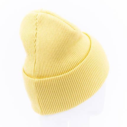 Шапка женская Leks Швеция желтый        ( 17607959 m ), фото 2
