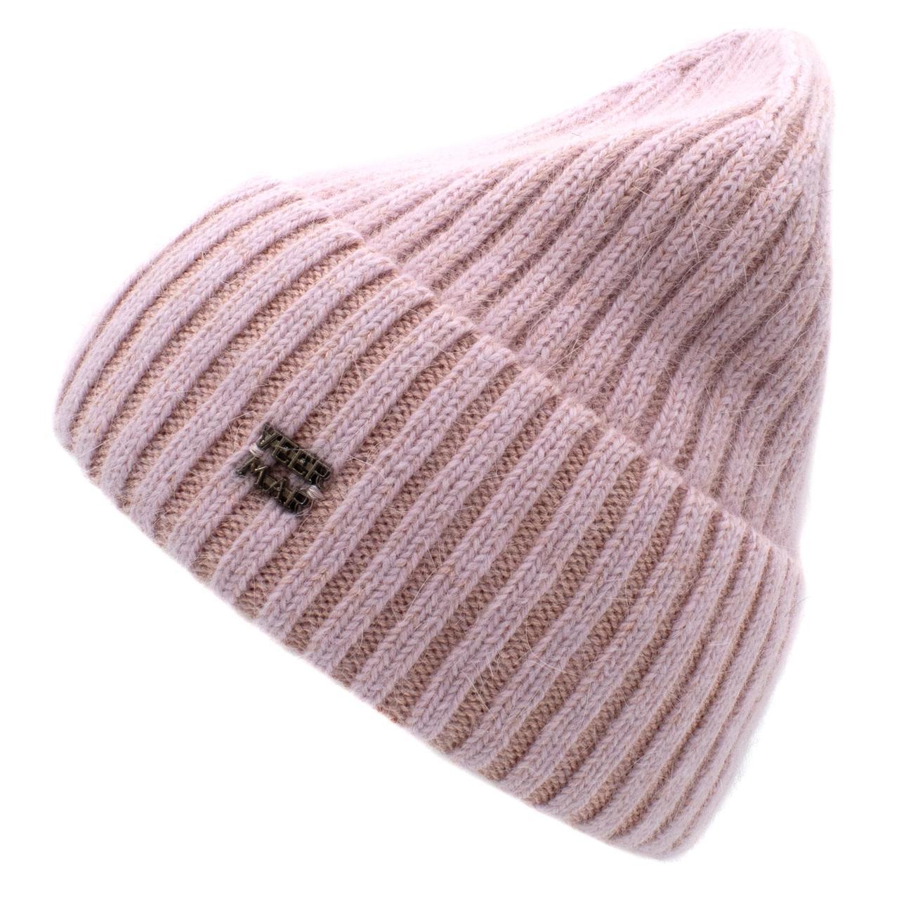 Шапка женская Veer Mar Саванна  розовая       ( SH9172-253-213 m )