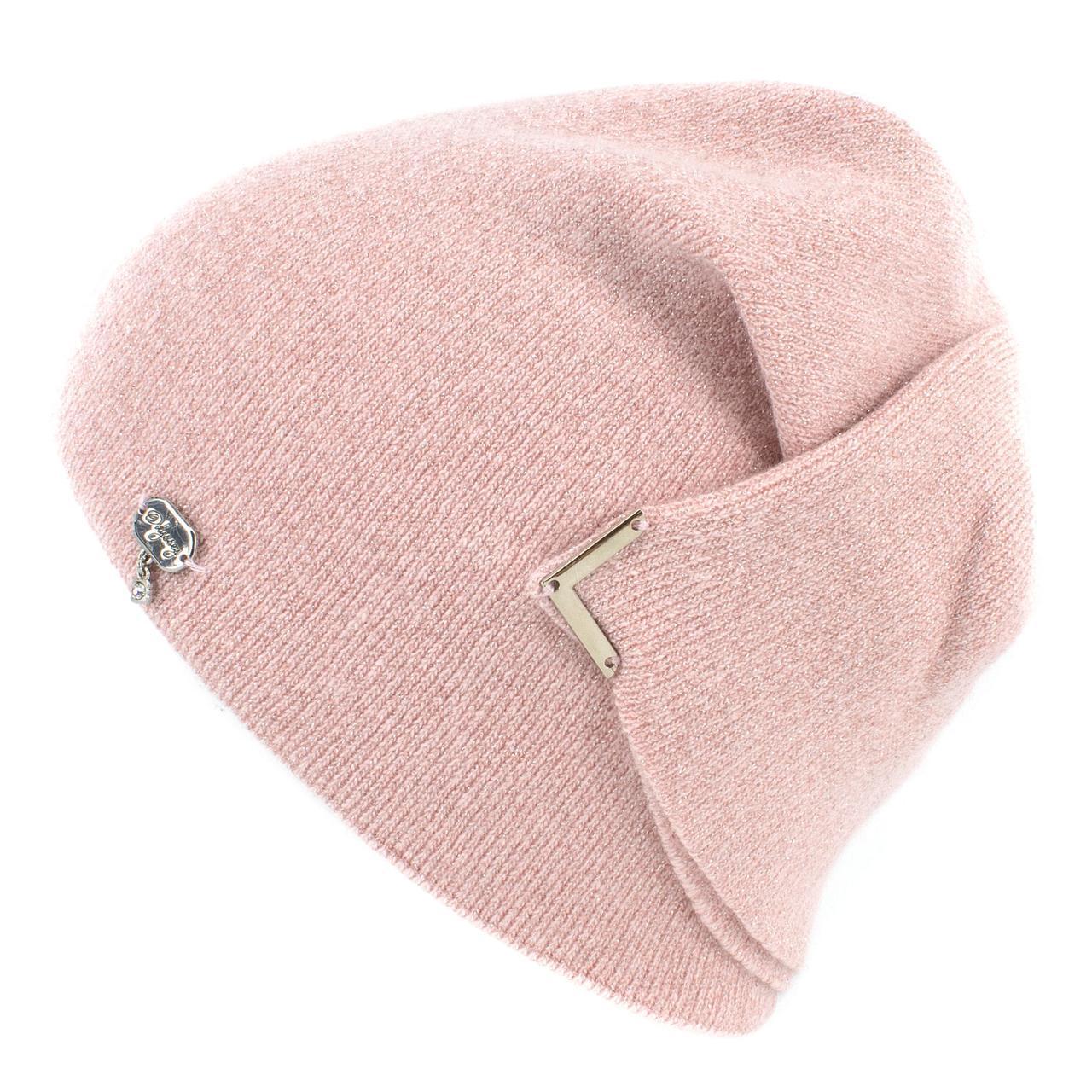 Шапка женская Odyssey Элизабет     розовая     ( 43529654 m )