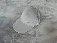 Серая кепка Nike, фото 1