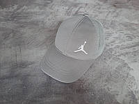 Серая кепка Jordan (Джордан), фото 1