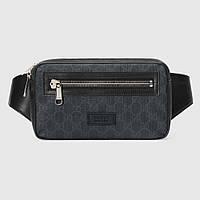 Gucci GG Black Belt bag, фото 1