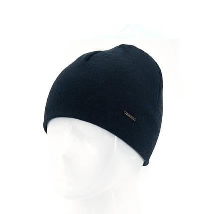 Шапка мужская Leks Сокол черно синяя         ( 24739345 m ), фото 2