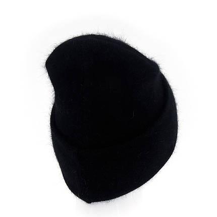 Шапка женская Leks Соренто черная         ( 24048878 m ), фото 2