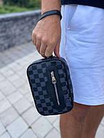 Клатч Louis Vuitton Kasai Damier Graphite, фото 1