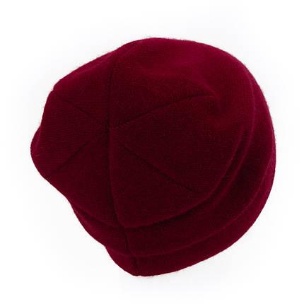 Шапка женская Leks Алмаз красный         ( 24199073 m ), фото 2