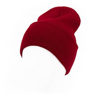 Шапка жіноча Leks Тандем N2 червона ( 258410423 m )