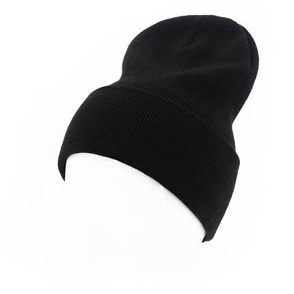 Шапка женская Leks Тандем N2  черная       ( 258410426 m ), фото 2