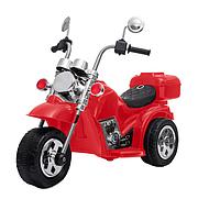 Детский мотоцикл Harley-Davidson T-7230 красный